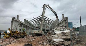 servicios de demolición Delta Punt